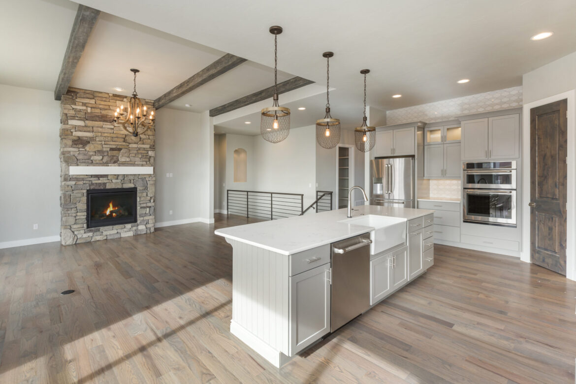 Kitchen Designs on the Rise